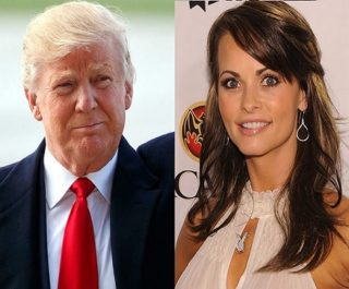Trump's affair with Former-Model Karen: US Magazine