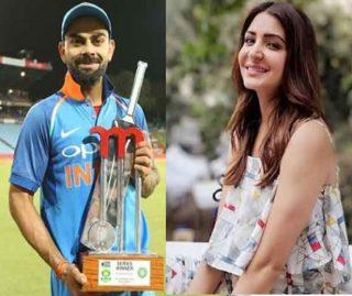 Kohli Credits Wife Anushka For Historic Win
