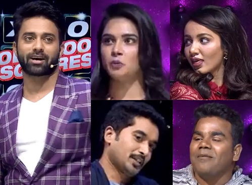 Navdeep's Tollywood Squares Comedy Game Show – 17th Mar