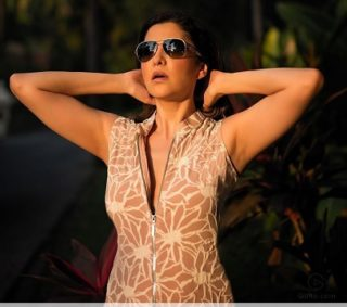 Sun-Kissed Photoshoot Of Pawan's Heroine