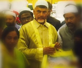 Fight With BJP : Naidu Wins Muslims Hearts