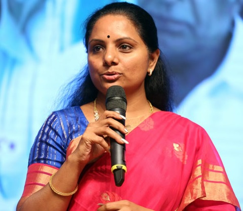 KCR Assigns Big Task To Kavitha