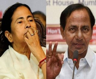 KCR-Mamata Meet : More Trouble for BJP