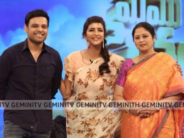 Lakshmi Manchu Memu Saitham – Season 2 With Jaya Sudha ,Naveen 11th Mar