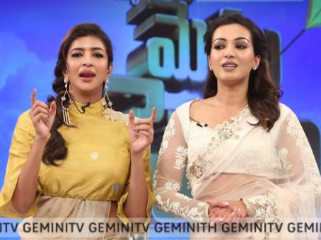 Lakshmi Manchu Memu Saitham – Season 2 with Catherine Teresa – 18th Mar