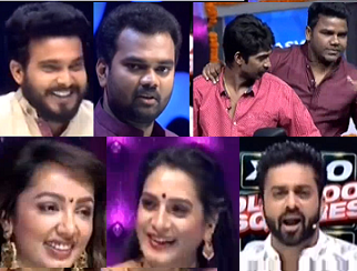 Navdeep's Tollywood Squares Comedy Game Show – 22nd Apr