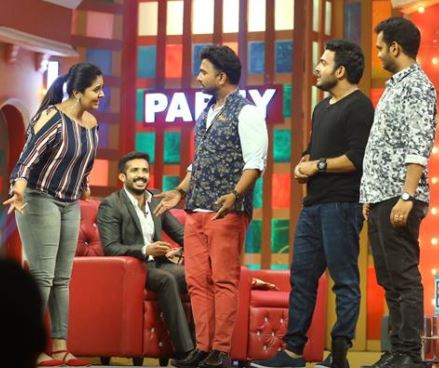 Comedy Nights Show-Ravi Sreemukhi -22nd April