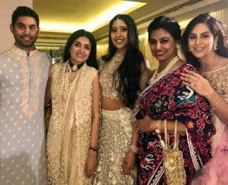 Pic: Akhil's Ex Girlfriend Shriya Bhupal Engaged