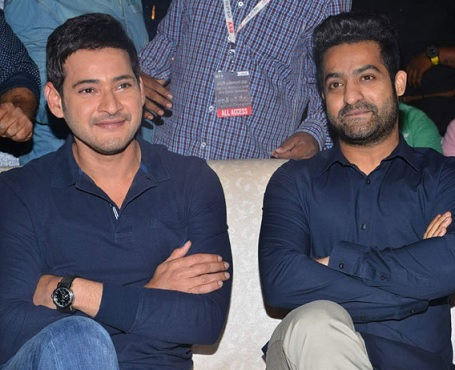 NTR's Review on Bharat Ane Nenu