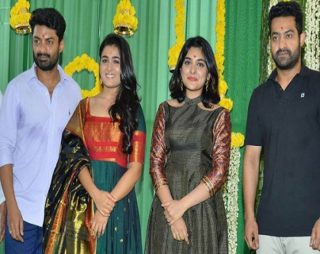 NTR's Heroine Will Not Romance His Brother?