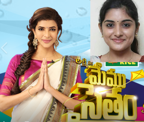 Lakshmi Manchu Memu Saitham – Season 2 – 22nd April with Nivetha Thomas