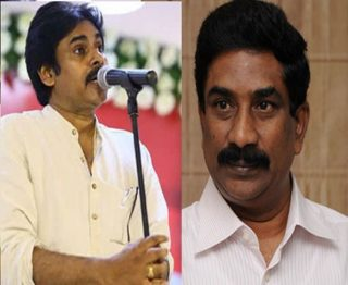 ABN RK Sends Legal Notice To Pawan Kalyan