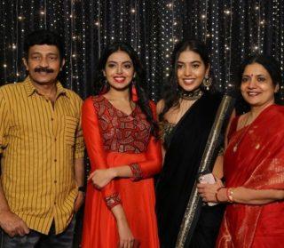 Jeevitha Rajasekhar Daughter Shivatmika Birthday Pics
