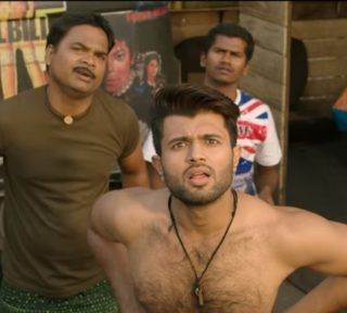 Vijay Deverakonda Shines In Pointless Taxiwala Teaser
