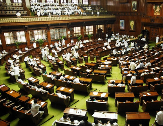 BJP Didn't Give Up Hopes on K'taka