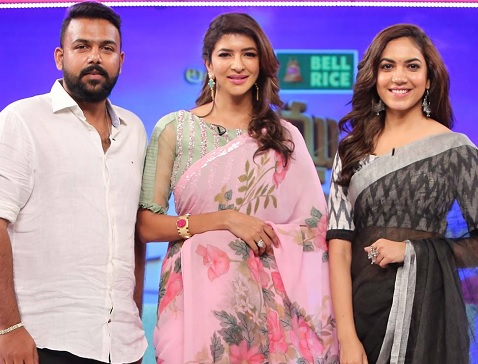 Lakshmi Manchu Memu Saitham – Season 2 – 20th May with Ritu Varma, TharunBhascker