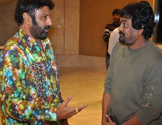 Puri Approaches Balayya to Bail Him Out?