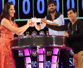 Blockbuster Fun Game Show – Anasuya with Venu,  Himaja 21st May