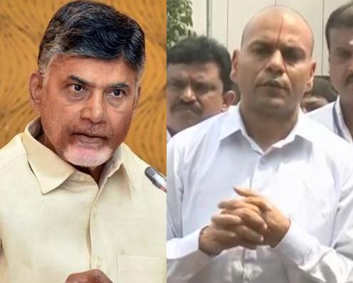 Defamation suit against Deekshitulu, IYR?