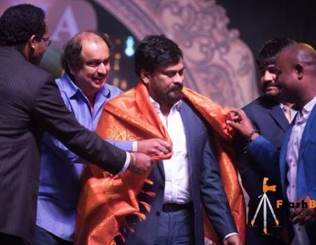 Chiranjeevi Felicitation at MAA Silver Jubilee at Dallas, US – Gallery