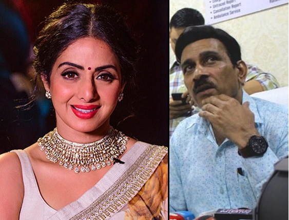 Delhi-based former ACP paved way for new controversy in Sridevi