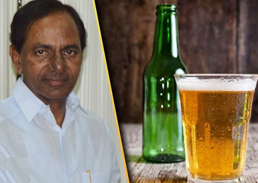 While Modi Takes On Petrol, KCR Goes For Beer