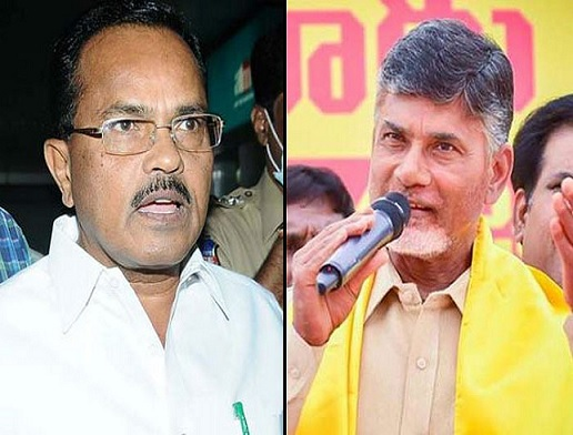 Senior Leader Feels Insulted by Chandrababu!