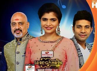 SaReGaMaPa Show-015th Sep- Karthik Singer, Chinmayi Sripada ,RamajogayyaSastri, Sreemukhi