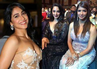 Celebs at Filmfare Awards South 2018