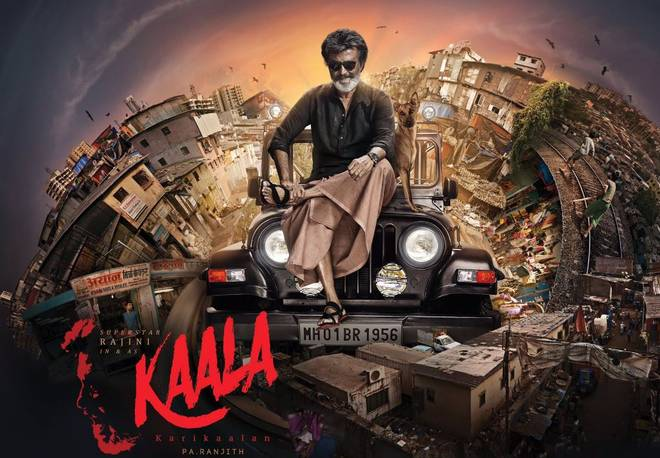 Kaala  : Movie Review