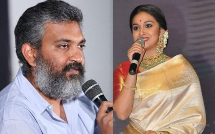 Rajamouli Sends An Offer To #Mahanati?
