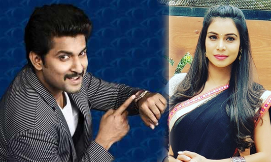 Nani Gives Perfect Counter To Sanjana's Comments