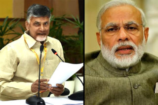 AP Govt Lodges Strong Complaint Against Modi In SC