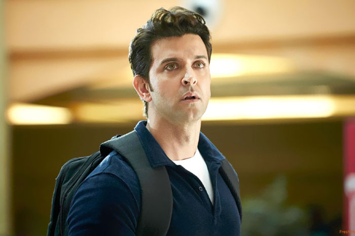Hrithik Named World's Most Handsome Man