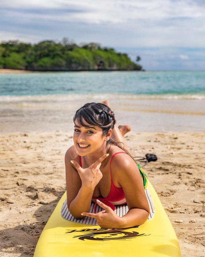 Hot : Ileana is Back In Bikini