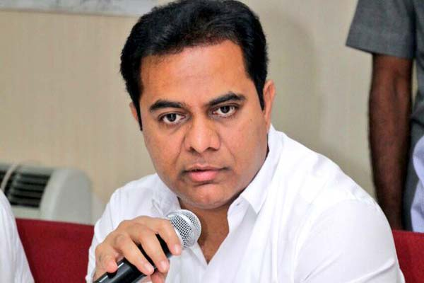 Irritated With Mobile Rings, KTR Tells Leaders To Leave Venue