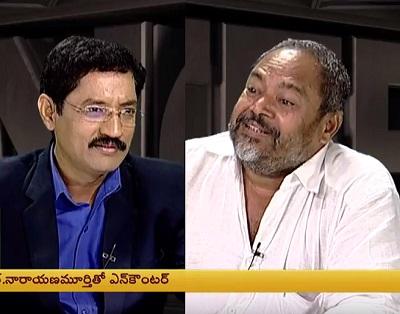 R Narayana Murthy in Encounter With Murali Krishna