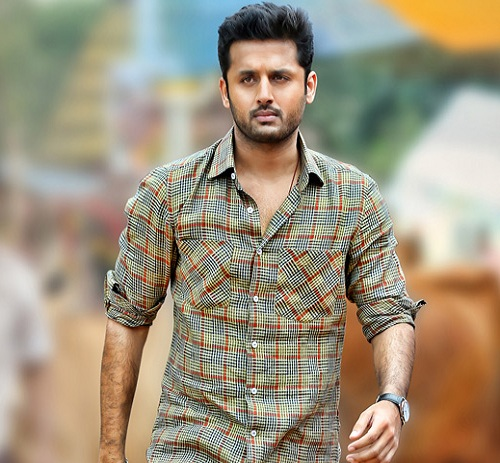 Nithin Decides To Travel With Thematic Director
