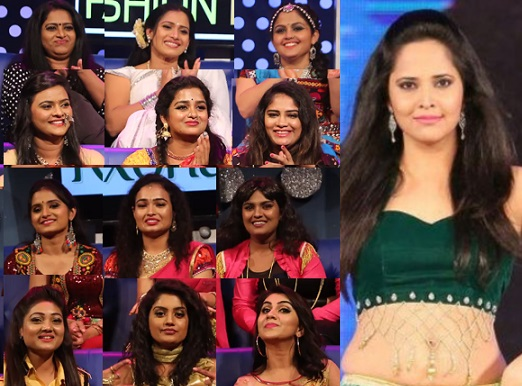 Anasuya's Rangasthalam – Celebrities Dance Show – 14th July – Roja As Judge