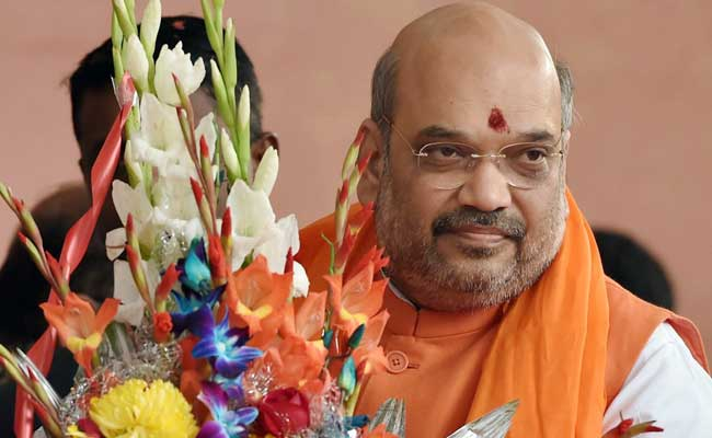 BJP denies Shah made 'Ram temple' statement in Hyd
