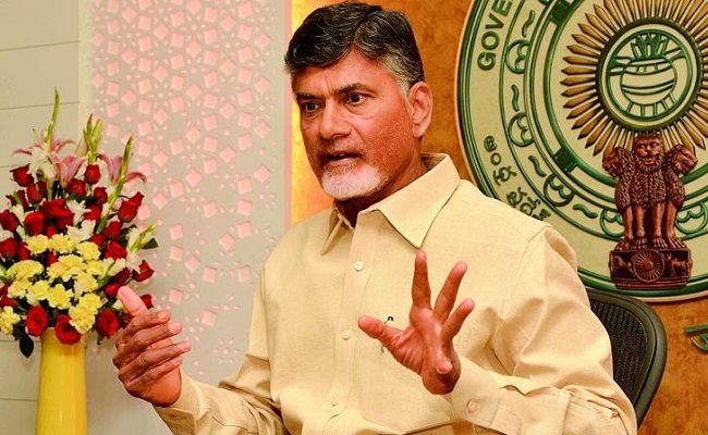 Naidu Does Politics With Public Money!