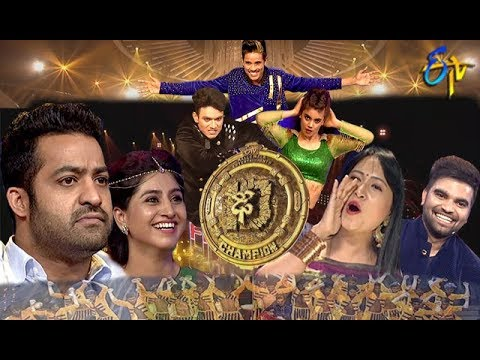 Dhee 10 Dance Show -Jr NTR as Guest – 18th July Grand Finale