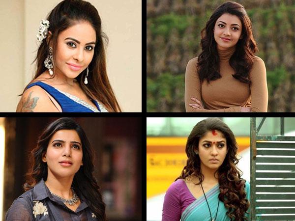 OMG… SHOCKING! Sri Reddy says Kajal Aggarwal, Samantha, Nayantara are Victims of 'Casting Couch'