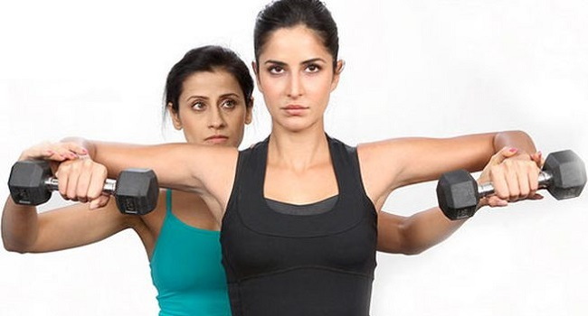 What's Katrina Kaif's Fitness Mantra At 35?