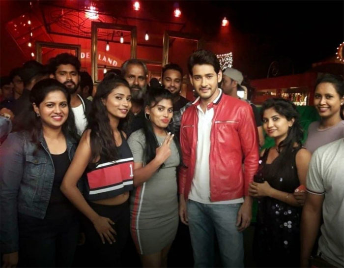 Superstar Rounded Up By Lady Fans