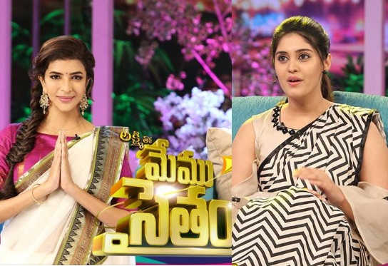 Lakshmi Manchu Memu Saitham – Season 2 –  22nd July -With Surabhi
