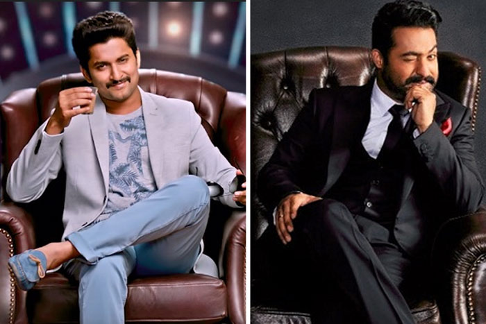 NTR comments on Nani for Bigg Boss Performance !