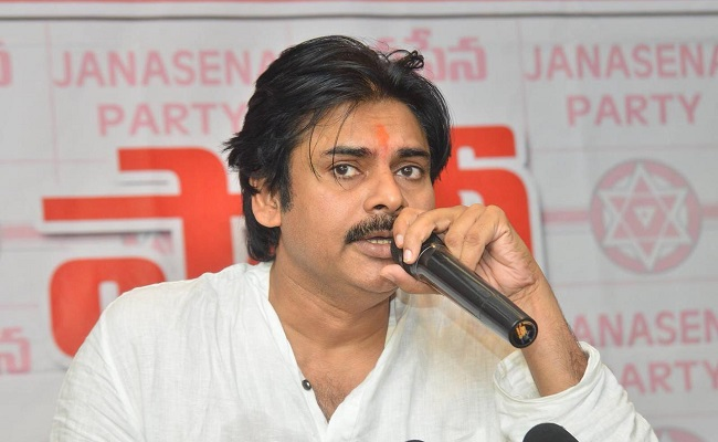 Pawan Avoids Talking About No-Confidence Motion