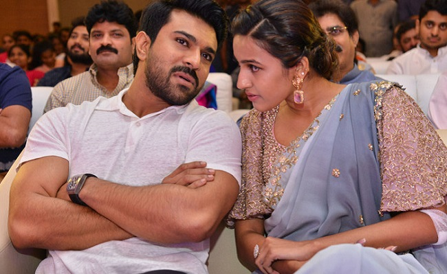 Ram Charan Graces Niharika's Happy Wedding