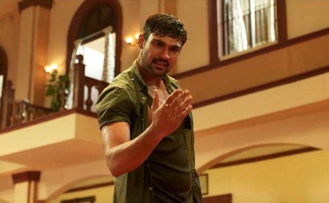 Exclusive: Behind the scenes of 'Saakshyam'
